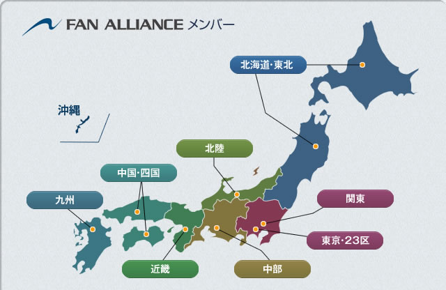 FAN ALLIANCEメンバー